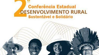 Município participa da 2ª Conferência Estadual sobre Desenvolvimento Rural Sustentável e Solidário
