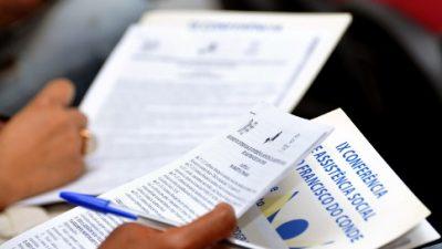 IX Conferência da Assistência Social discute propostas para São Francisco do Conde