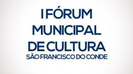 SECULT abre inscrições para Fórum de Cultura em São Francisco do Conde