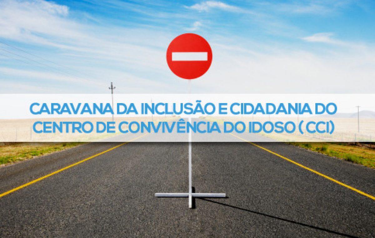 Centro de Convivência do Idoso promove Caravana nos bairros de São Francisco do Conde