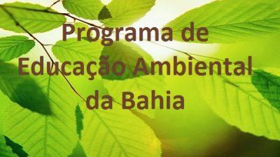 São Francisco do Conde participou de lançamento do Programa de Educação Ambiental da Bahia