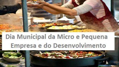 """SEDEC irá celebrar o """"Dia Municipal da Micro e Pequena Empresa e do Desenvolvimento"""""""