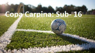 Copa Carpina: Associação Atlética está na semifinal