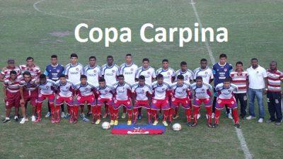 Sub- 16 da Associação Atlética São Francisco estreia com empate na Copa Carpina