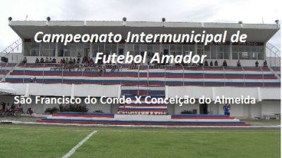 Seleção Municipal de São Francisco do Conde vence o Conceição do Almeida por 2×1