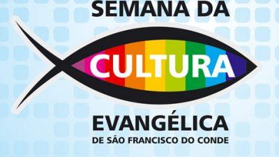 Semana da Cultura Evangélica de São Francisco do Conde está marcada para 15 de setembro