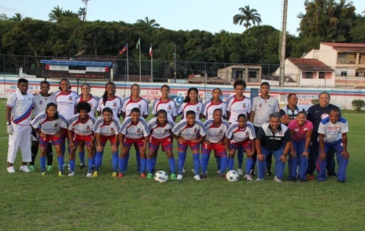 Time feminino é goleado e perde chance de se classificar