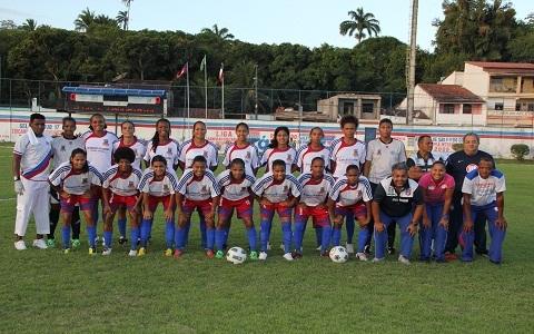 feminino futebol