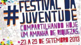 Festival da Juventude animou o fim de semana em São Francisco do Conde