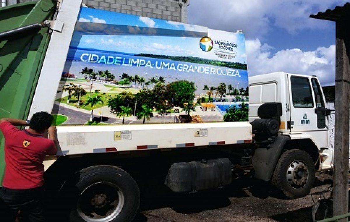 Em 2014, a SESP já realizou serviços em mais de 30 ruas do município