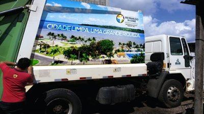 """Serviços Públicos realiza """"Mutirão de Limpeza"""" no bairro da Muribeca"""