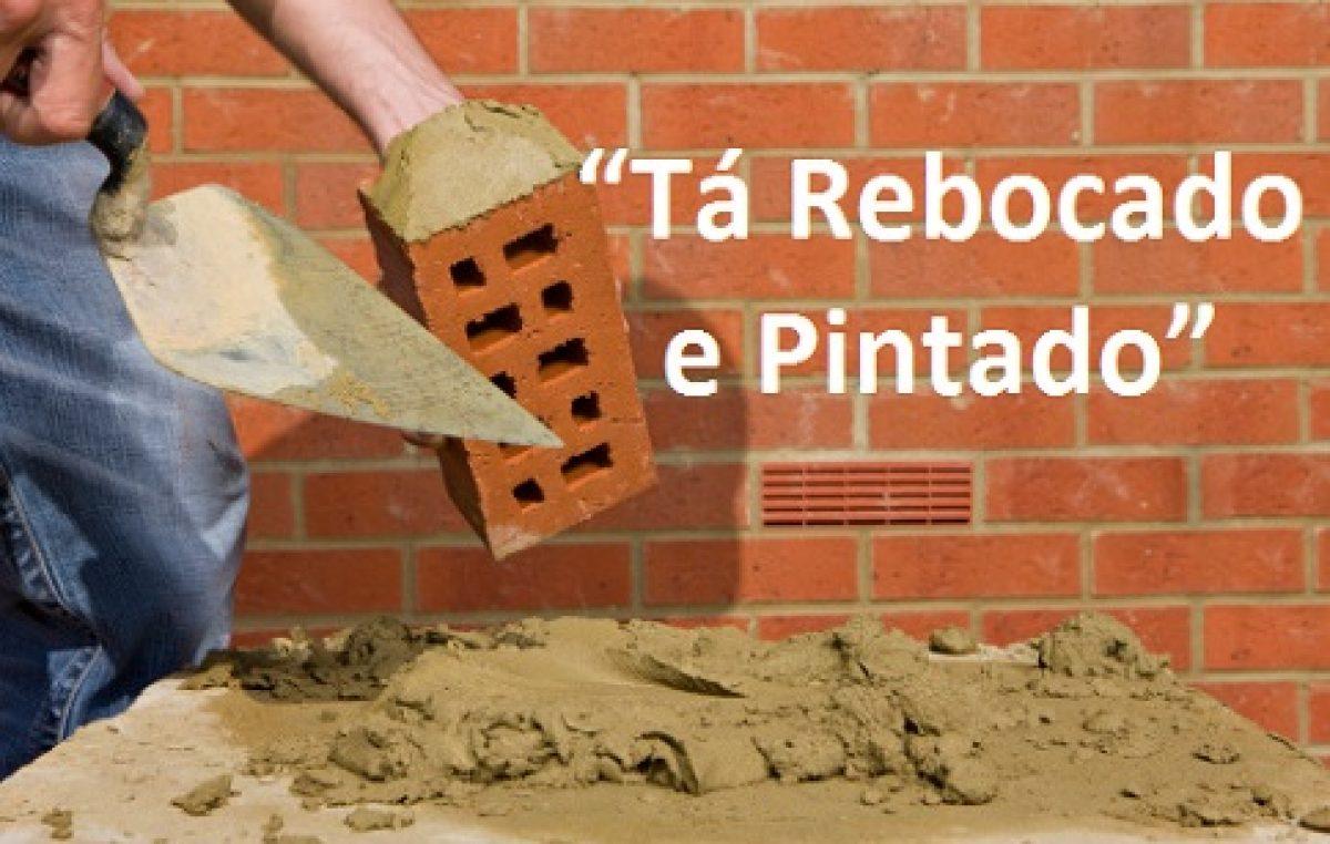 """Mais moradores foram contemplados pelo programa """"Tá Rebocado e Pintado"""""""