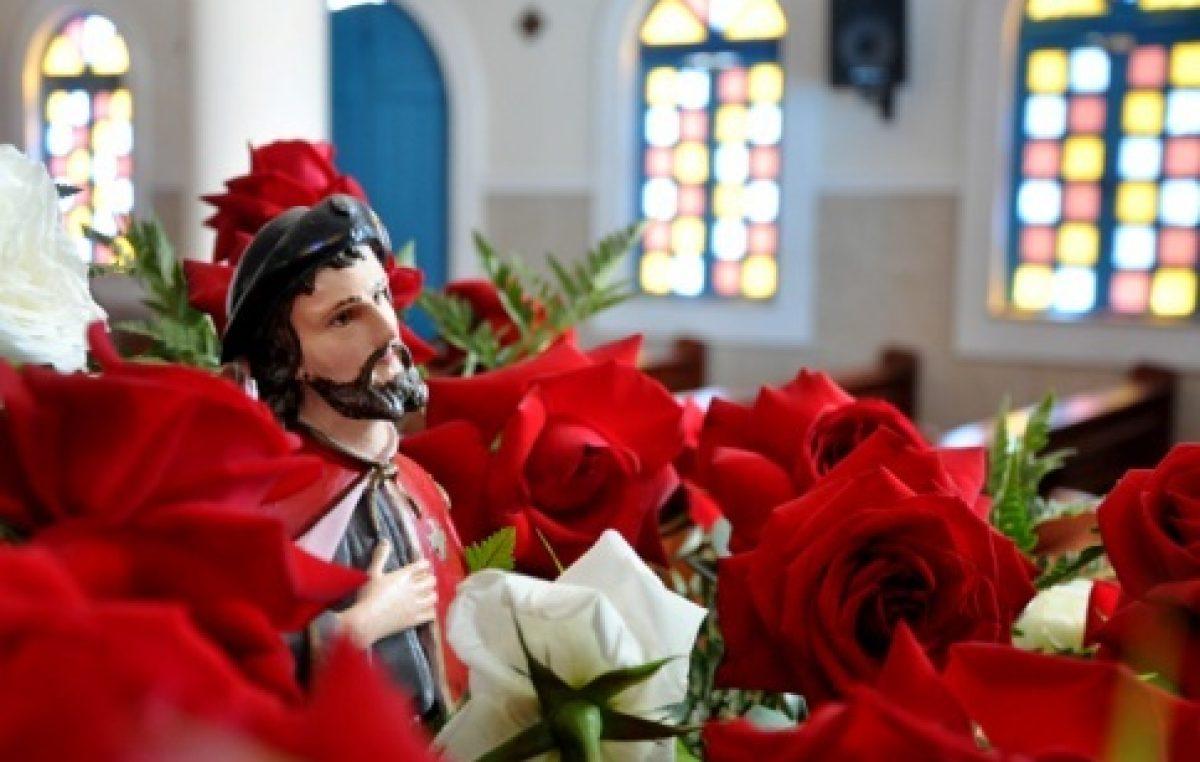 Novenário de São Roque será realizado entre os dias 07 e 16 de agosto