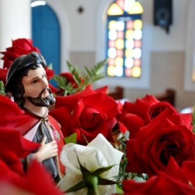 Paróquia de São Gonçalo realizará novenário até 16 de agosto em homenagem a São Roque