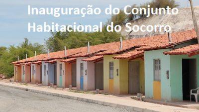 Bairro do Socorro: Prefeitura vai entregar Conjunto Habitacional Antônio Januário dos Santos