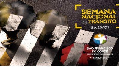 Blitz educativa conscientiza motoristas sanfranciscanos
