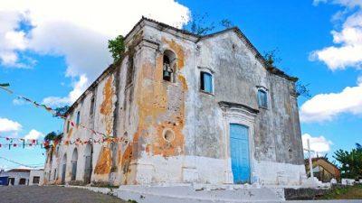 Prefeitura dará ordem de serviço para restauração da Igreja do Monte