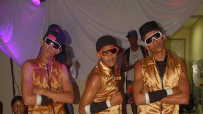 Jovens encantam com performance de dança em Encontro Cultural promovido pela SECULT