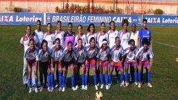 Futebol Feminino: São Francisco do Conde Esporte Clube jogará contra o Vitória de Pernambuco