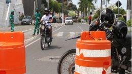 Departamento de Trânsito realizou atividade para mototaxistas da cidade