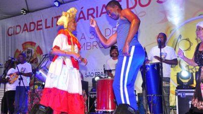Festival de Samba de Roda do Recôncavo anima a cidade
