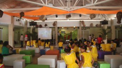 I Festa Literária começou nesta quarta-feira (27)
