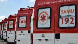 SAMU realizará simulação de emergência na Praça da Independência
