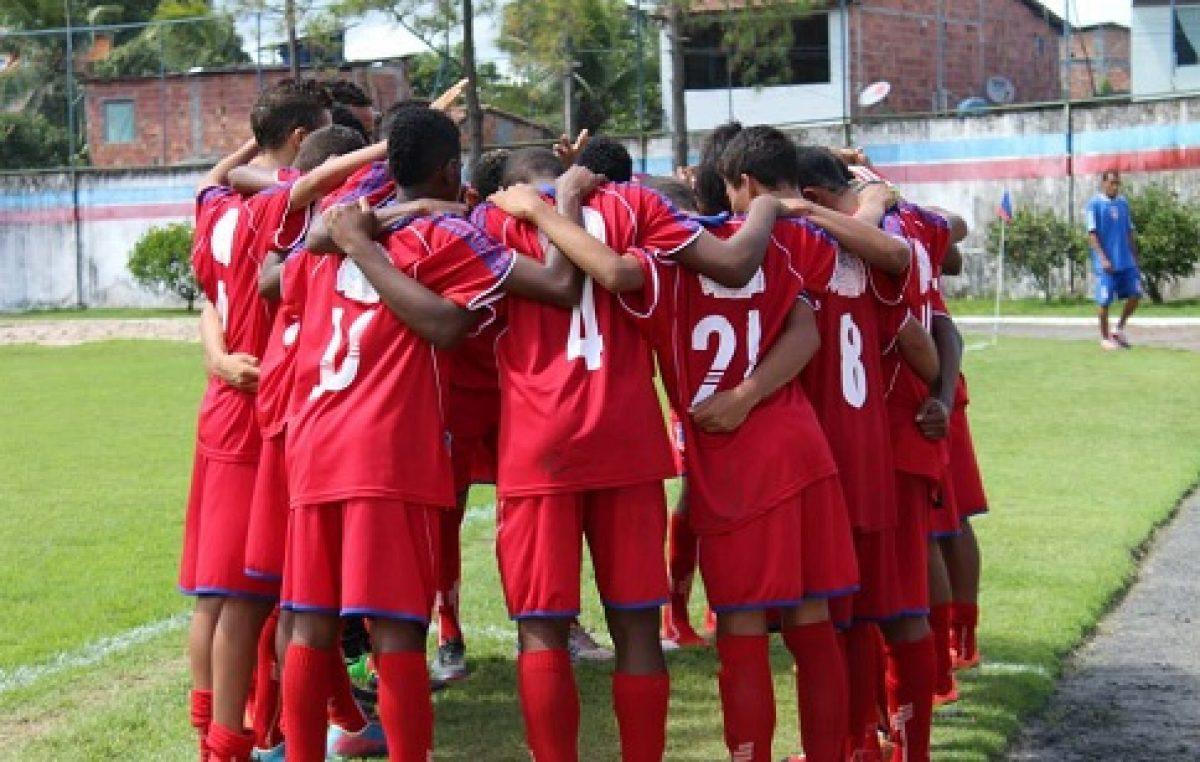 Sub- 14 da Associação Atlética é campeão da Copa da República
