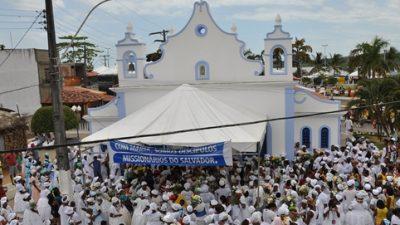 Programação da Festa de Nossa Senhora da Conceição da Praia está repleta de atrações