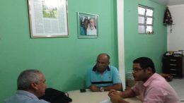 São Francisco do Conde apresenta cartão do servidor à Governador Mangabeira