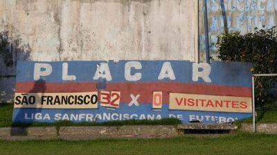 32×0: esse foi o placar do último jogo da equipe feminina do São Francisco Esporte Clube