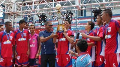Associação Atlética é campeã pela Super Copa em São Francisco do Conde