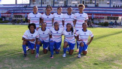 Após goleada histórica, equipe feminina volta a campo nesta quarta (18)