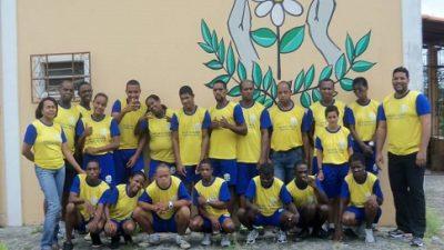 APAE desenvolve projeto de incentivo à prática desportiva