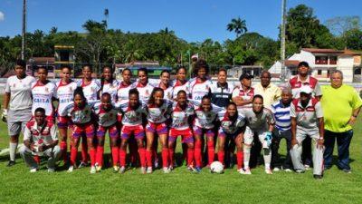 Equipe feminina conquista 13º título do Campeonato Baiano de Futebol