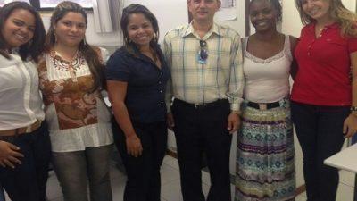 Representante da Organização Pan Americana de Saúde esteve em São Francisco do Conde