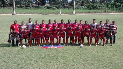 Sub-17 segue na disputa da 2ª Copa Porto de Galinhas