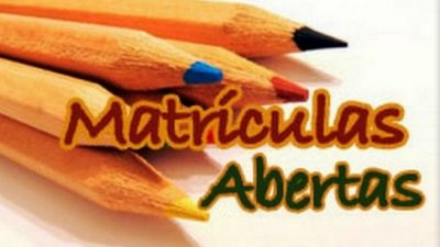 Matrículas da Rede Municipal de Ensino iniciam na segunda-feira (12)