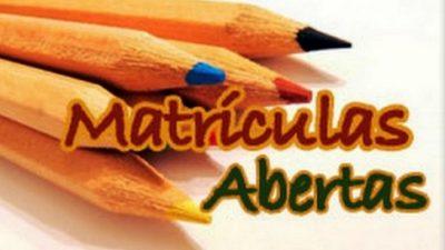 Rede de Educação Municipal vai matricular alunos novos de 08 a 17 de janeiro