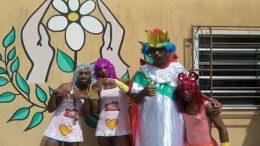 Apae promoveu Baile de Carnaval