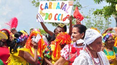 Carnaval do idoso marca abertura dos festejos em São Francisco do Conde