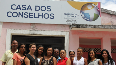 Município dá posse aos Conselheiros Municipais da Assistência Social