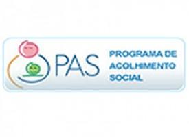 PAS – Programa de Acolhimento Social de Complementação de Renda