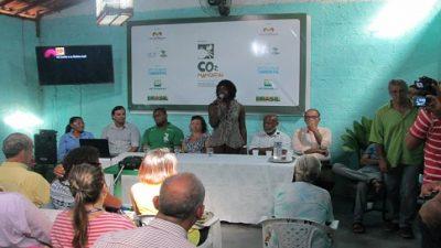 São Francisco do Conde participa do lançamento do Projeto CO2 Manguezal
