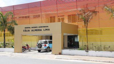 Hospital Célia Almeida Lima: Reforma está em ritmo adiantado e a comunidade ganhará mais 20 leitos