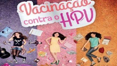Vacinação de meninas contra o HPV começou nesta segunda-feira (10)