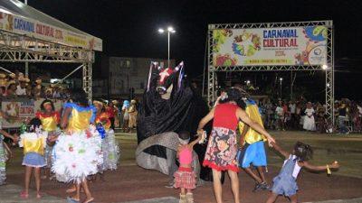 Carnaval da paz em São Francisco do Conde