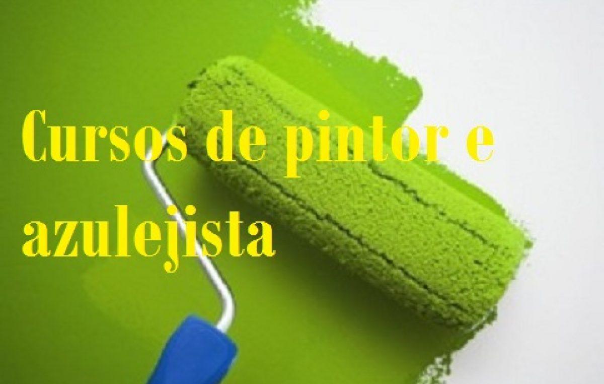 SEDEC promove curso de Azulejista e Pintor no Caípe