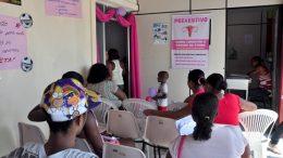 Mutirão de preventivos ginecológicos fez 97 atendimentos e 291 testes rápidos