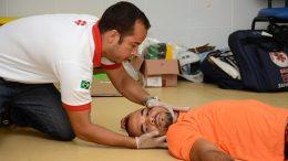Técnicos de enfermagem do município foram capacitados na área de Suporte Básico e de Vida